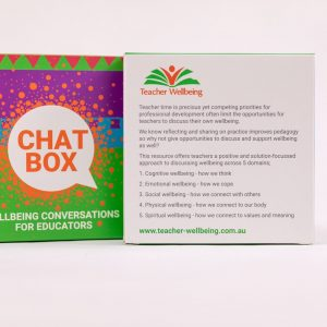 Chat Box Cards