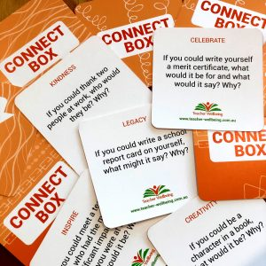 Connect Box Cards