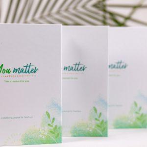 Teacher Wellbeing Journal